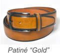 "Patiné ""Gold"""